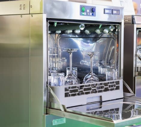 業務用食器洗浄機・業務用食洗器イメージ